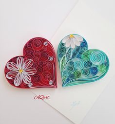 unique gifts Excited to share this item from my shop: Large Heart Magnet in a Gift Box-Quilling Heart-Handmade Magnet-Unique Gift- Loved Gift-Valentines Gift-Wedding Anniversary Gift Arte Quilling, Paper Quilling Cards, Paper Quilling Designs, Quilling Paper Craft, Quilling Ideas, Cute Anniversary Gifts, 1st Anniversary, Anniversary Decorations, Love Gifts