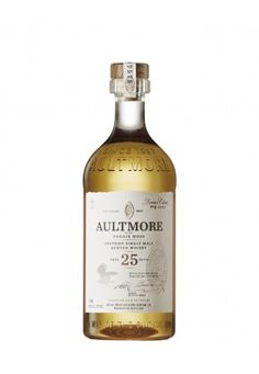 AULTMORE 25 ans