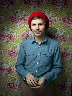 Michael Cera is conveniently wearing a Cherry Tomato hat! #Canadian #25pins25kAC