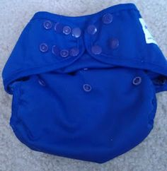 Stay At Home Cloth Diapering Mama: Sweet Pea Diaper Cover - Review