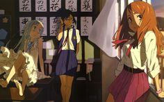 Anohana - Anju, Menma & Tsurumi.