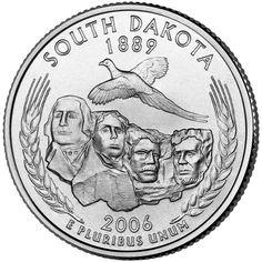 South Dakota State Quarter