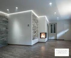 Fantastiche immagini su illuminazione controsoffitto home