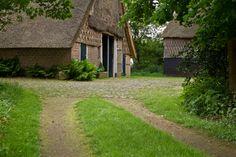 boerenerf in Schoonebeek