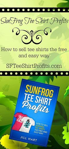 Discover how easy it is to sell sunfrog tee shirts the free and easy way in this comprehensive 88 page guide. DIY on how to create tee shirts and how to sell them without investing in a website.