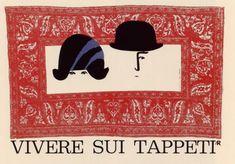 Lora Lamm and La Rinascente. www.italianways.com/la-rinascentes-home-by-lora-lamm/ #illustration #graphicdesign