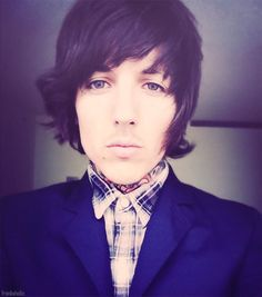 Oliver Sykes; marry me please and give me babies.