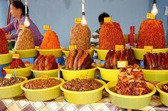mam ruot an giang Chau Doc, Vietnam Voyage, Food, Travel Agency, Essen, Meals, Yemek, Eten