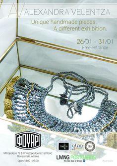 Α Different Exhibition #sanpalia Join us!