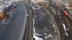 Disastro ferroviario in diretta