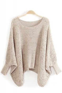 Batwing Sweater