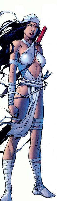 Elektra (Character) - Comic Vine