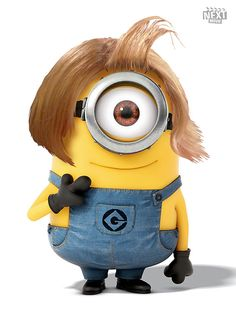 There's Something About #Minions. | Minions Movie | In Theaters July 10th
