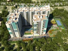 Uber verdant Premium Residential projects in bangalore. Uber verdant it contains 2 BHK, 3BHK residential flats with landscaped balconies in bangalore.