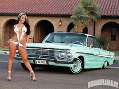 1961 Chevrolet Impala Terry Samaripa Photo 1
