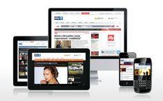 Il vostro sito ha cambiato faccia: più bello, più ricco e più organizzato. Cliccate per scoprirlo, anche dal telefonino