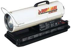 Dura Heat DFA50 50K BTU Kero Forced Air Heater Best Space Heater, Kerosene Heater, Electric Guitar Case, Fuel Oil, Things To Sell, Diesel, Jet, Touch, Ebay