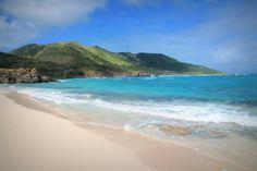 Pinel Island- one of the beaches