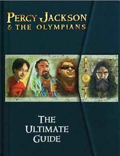 d0ac60132d76 Percy Jackson   the Olympians  The Ultimate Guide (Percy Jackson and the  Olympians companion