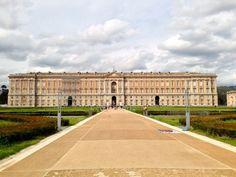 Дворец в Казерте, Италия