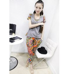 Love this pant~~ Eye-catching!!!