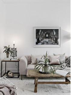 neutral colours at home