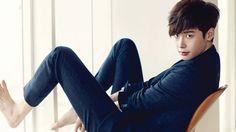 Lee Jong Suk Korean Actor Wallpaper