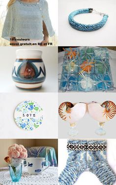 Quelques douceurs by Nathalie on Etsy--Pinned with TreasuryPin.com
