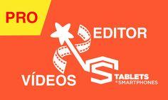 VideoShow Pro v7.0.7, o melhor editor de vídeos para o seu Android. Comprima, recorte e compartilhe seus vídeos nas redes sociais, YouTube, WhatsApp
