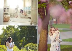Really helpful post on what to wear for lifestyle newborn sessions, by Jean Smith of Jean Smith Photography