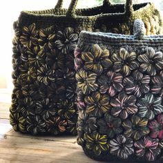 Sophie Digard Freesias Bag