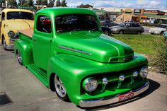 1951 Ford Truck Hot Rod | 1951 Ford F-1 Pickup | Flickr - Photo Sharing!