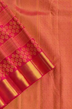 Gadwal Sarees Silk, Kanjivaram Sarees Silk, Kanchipuram Saree, Pure Silk Sarees, Cotton Saree, Bridal Silk Saree, Saree Wedding, Wedding Reception Outfit, Cutwork Blouse Designs