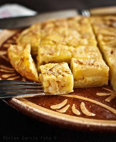 School of tapas: Spanish tortilla or tortilla españolax (untested)