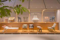 KETTAL | Noticias | Salone Internazionale del Mobile 2016
