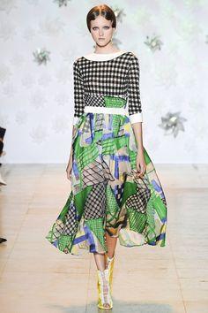 Tsumori Chisato womenswear, spring/summer 2015, Paris Fashion Week