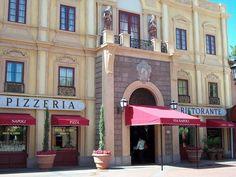 Via Napoli Review   Epcot Restaurants   Walt Disney World