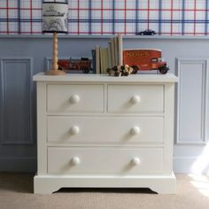 Fargo High Sleeper Loft Bed with Small Double Bed Chest Of Drawers Design, White Chest Of Drawers, Drawer Design, White Chests, Small Drawers, Childrens Storage Furniture, High Bed Frame, Bunk Bed With Trundle, Wooden Drawers