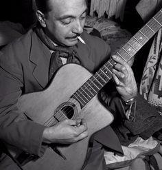 Django Reinhardt, un genio de la guitarra
