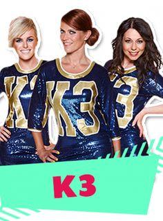 Exclusief voorsmaakje: Kaztaar Bab achter de schermen van K3 zoekt K3 | VTMKZOOM