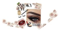 Untitled #6 by ea40616 on Polyvore featuring polyvore beauty M.O.T.D Cosmetics NYX Victoria's Secret