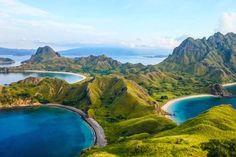 Какие острова посмотреть в Индонезии, кроме Бали