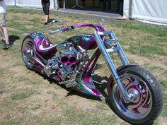 Custom Harley-Davidson Motorcycles | Harley Davidson Custom Motorcycles