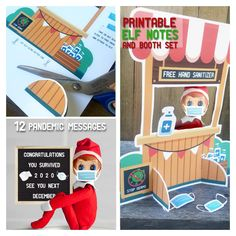 All Things Christmas, Christmas And New Year, Christmas Holidays, Xmas, Elf Decorations, Elf Letters, Awesome Elf On The Shelf Ideas, Elf On The Self, Buddy The Elf