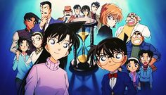 'Detective Conan' SHO-FILE: robably the longest running anime series at the moment, next to Pokémon. Full of murder, deductions, mystery, love and comedic situations. Detective Conan (or Case Closed in America) is the show that we all watched when we were kids but then eventually stopped. Here's why we shouldn't have stopped.