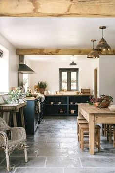 New Rustic Kitchen Decoration Ideas #ructicdecor