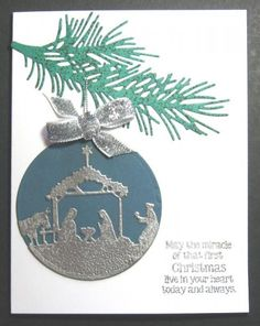 1st Christmas by allee's - Cards and Paper Crafts at Splitcoaststampers
