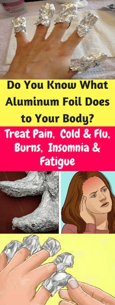 Do You Know What Aluminum Foil Does To Your Body!? After Reading This You'll Never Stop Using It - Howsite