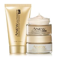 Our #1 selling anti-aging regimen now with celluvive complex! Instantly skin feels hydrated and looks radiant. In 2 weeks it minimizes the look of fine lines and deep wrinkles, restores natural volume and makes skin look and feel more resilient. Regularly $12.99, shop Avon Skincare online at http://eseagren.avonrepresentative.com
