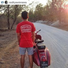 Repost from @radityawisnawa  Thks for using our product  N O X V I L E S U P P L Y | C O M P A N Y T H E E N D O F O U R S T A Y  #noxvile#noxvilecompany#cloth#clothes#surf#skate#music#motorcycle#bali by noxvile_company
